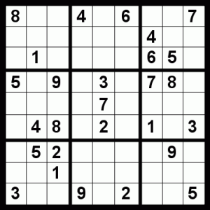 21 number game sudoku