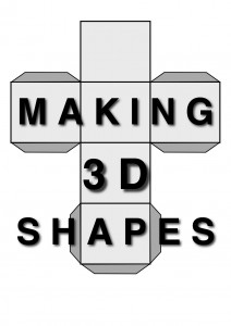 ... 3D shapes. Making 3D Shapes that features 12 nets of common 3D shapes